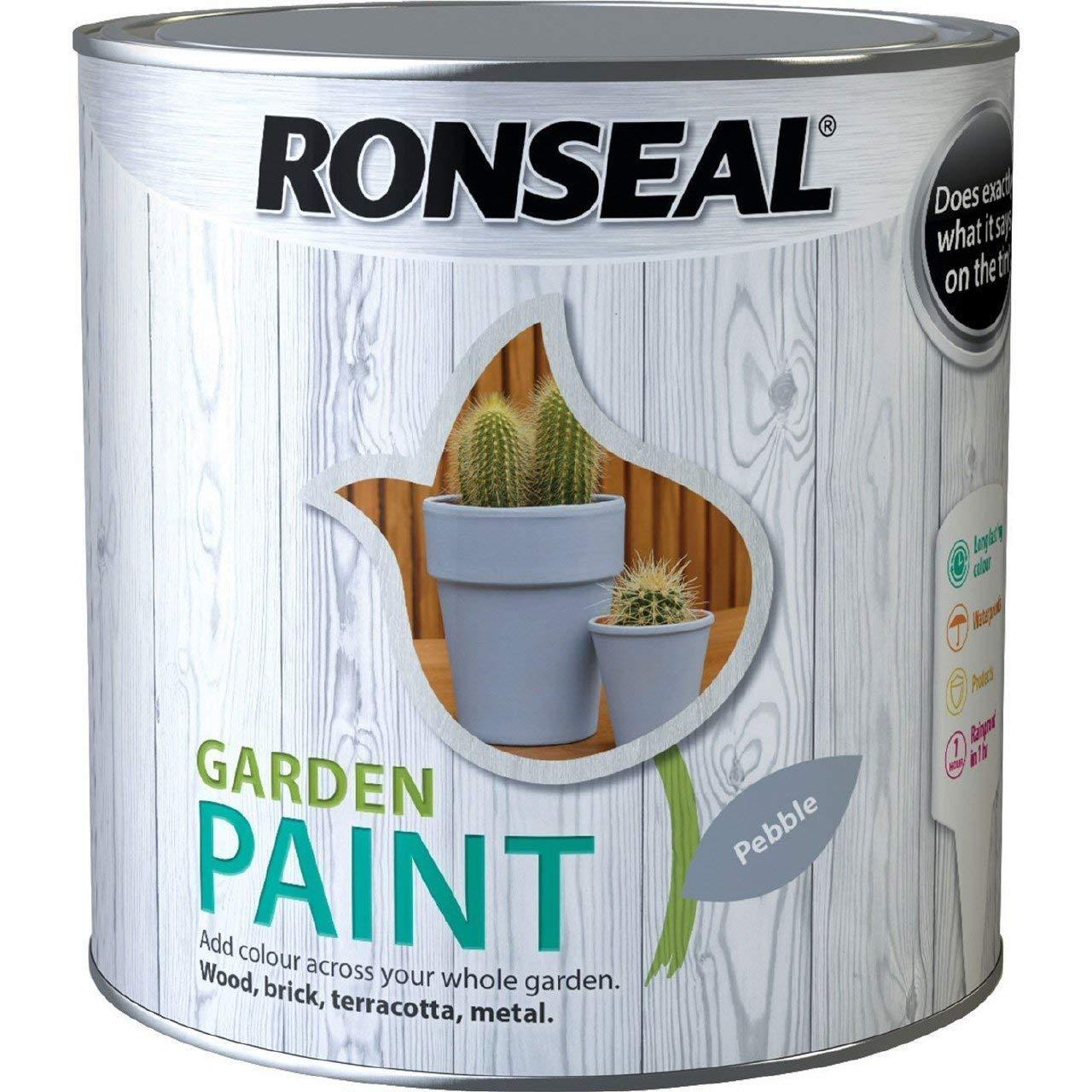 Ronseal Garden Paint 2.5l, Pebble