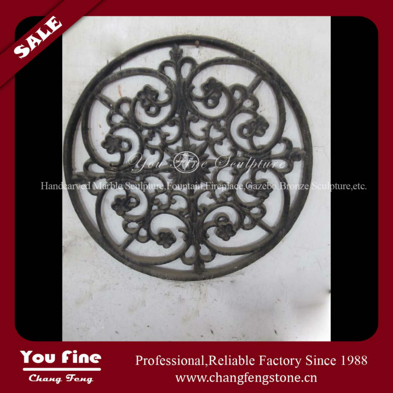 Modern Classic Exquisite Wholesale Wrought Iron Wall Decor
