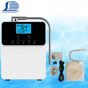 5 7 11 plates alkaline water purifier japan ionizer alkaline water kangen water machine