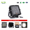High Quality Black 6500k Square LED Driving light for Auto parts