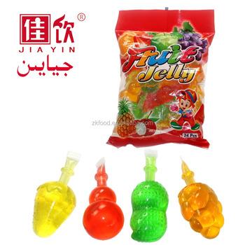 Wholesale Candy Distributor Fruit Shape Lychee Jelly Drink In Bag - Buy  Wholesale Candy Distributor,Fruit Jelly,Assorted Fruit Jelly Product on