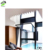 Aluminium Frame Vertical Pivot Window with Tempered Glass
