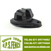 New product electric fence insulator vinyl post insulator of electric fence