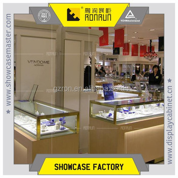 Used Jewelry Display Showcase Jewelry Shop Furniture Counter Design