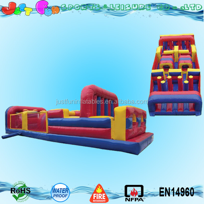 34' long element obstacle course challenge for sale