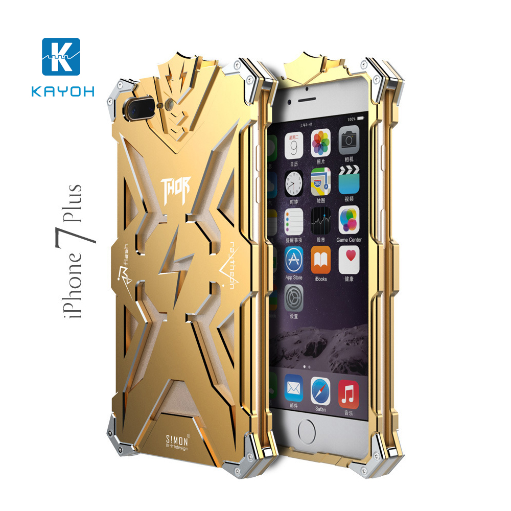 [kayoh] Amazon Wholesale case cell phone accessory pure metal case for iphone 7