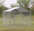 6ft*10ft chain link dog kennel