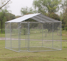 6ft*10ft weld dog cage/ chain link dog cage / big dog cage