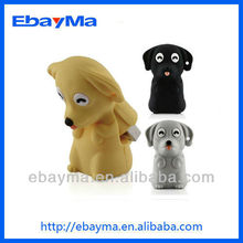 New product promotional gift funny dog's USB flash drive humping dog usb free samples