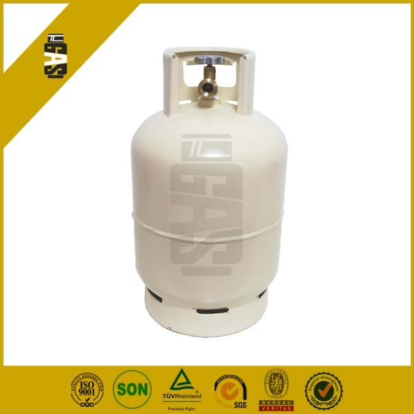 9kg lpg gas cylinder export Nigeria high quality 40 feet container