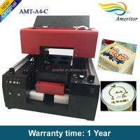 A4 printer for cakes/print photo on the cake/food printer for cake printing with edible inks