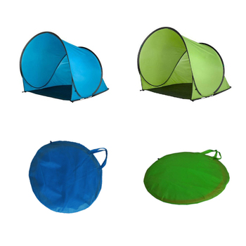 Children Inflatable Custom Small Beach Tent In Bag