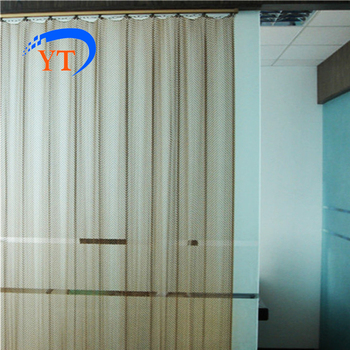 Metal Window Curtains,Office Divider Panel,Dinning Hall Room Dividers