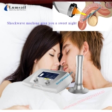 Proffectional effect for men's problems Electronic penis enlargement massager device BS-SWT2X shockwave machine