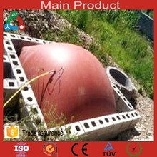New products solar absorbtive,anti-corrosive,anti-explosive,air-tightness fire-proof small biogas tank
