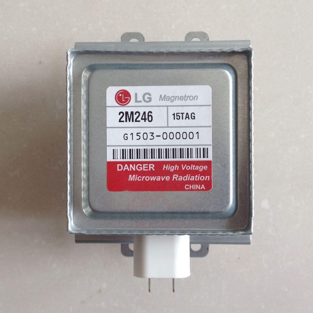 Original lg 2m246 magnetron for microwave oven parts