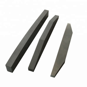 Tungsten Carbide Flats Voor VSI Crusher Rotor Tip