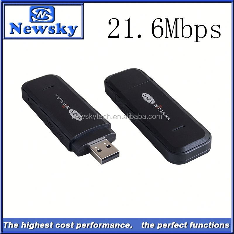 150Mbps WIFI up to 5 Users HSPA+ usb broadband modem 3.5g