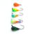 High Quality wholesale fishing tackle Tungsten Ice Jig