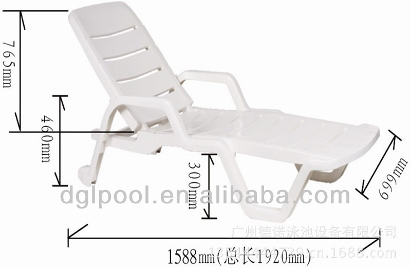 Sunbeds For The Beach Plastic Chair Lounge Chairs Folding Product On
