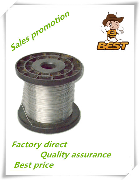 Bee hive frame wire