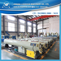 China golden supplier of PE plastic 75-250mm water tube machine production line
