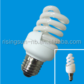 FULL SPIRAL ENERGY SAVING LAMP 5W/7W/9W/11W/13W/15W/18W/20W/25W/28W CE ROHS E27/B22 BASE