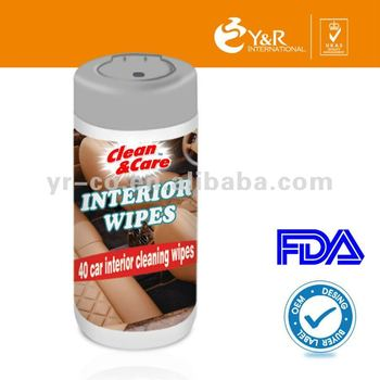 car glass car leather car dashboard cleaning wipes buy car wet wipe car interior clean wipes. Black Bedroom Furniture Sets. Home Design Ideas