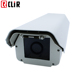 Black Dome waterproof box IP65 aluminum Camera enclosure IP66 bullet surveillance outdoor CCTV Camera Enclosure Case housing