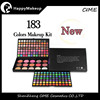 Wholesale 183 Colors Makeup Mixing Eyeshadow And Blush And Foundation Palette