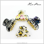 Asian hair accessories design colorful hair clips