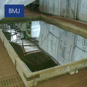NO.6 NO.8 Mirror Finished 304 Stainless Steel Sheet Price Per Kg