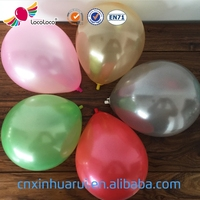 2017 Factory Direct multicolor thick latex 9 inch balloons latex party decoration