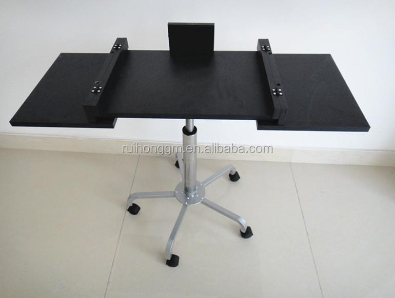 Desk Rolling Tray Workstation Desktop Computer Table - Buy Computer