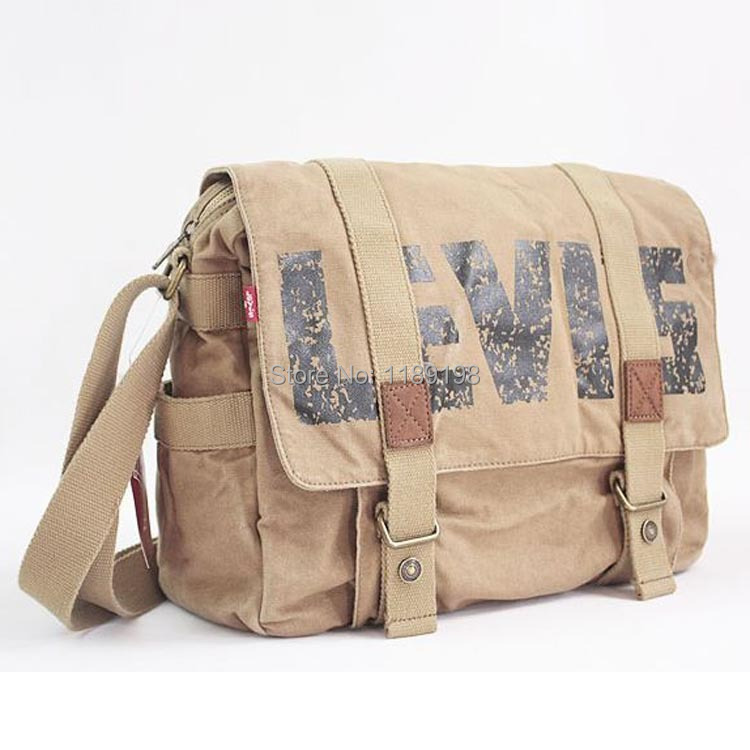 d8fc8fb65c46 Get Quotations · ARMY GREEN BLACK BEIGE MENS BAGS HANDBAGS DESIGNERS BRAND  MEN S BAGS MENS CANVAS MESSENGER BAGS