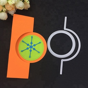 2pcs set metal etching scrapbooking die cutting stencils