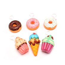 Soft Slow Rising Ice-cream Donut Squishy Toy