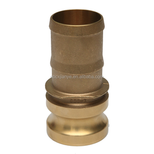Brass Camlock Hose Coupling / Cam lock Groove Connector Adapter / Type A B C D E F DC DP