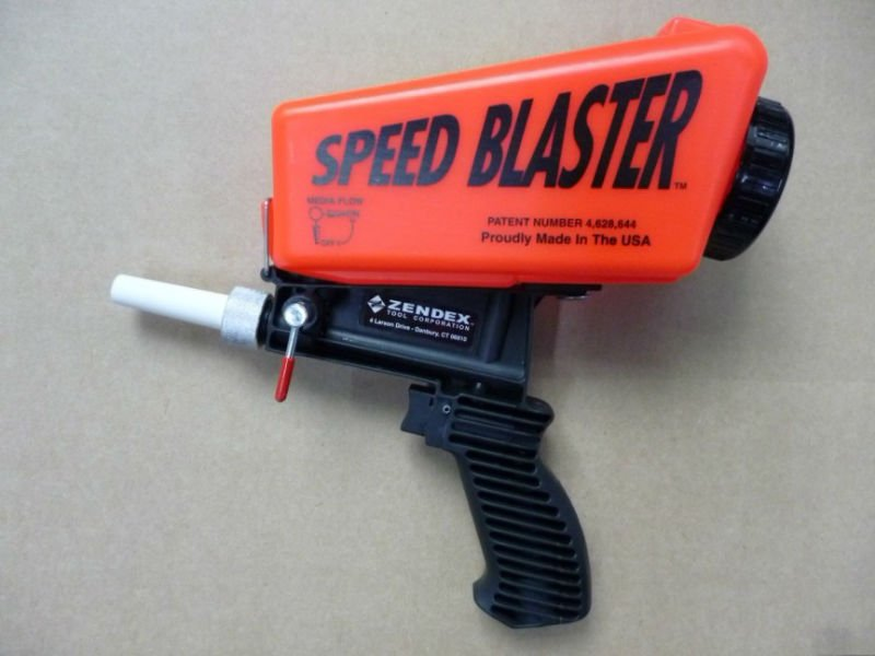 Zendex Speed Blaster - Buy Blasting Tool Product on Alibaba com