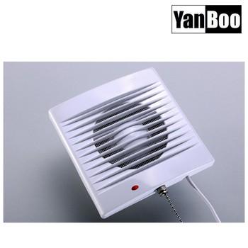 12w Bathroom Ventilation Fan/kitchen Wall Exhaust Fan/wall Mounted ...