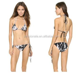 bikini en fille