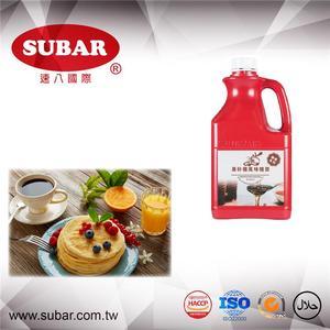 FHBM2.5-17drink or beverage different kinds of syrup sugar simple syrup