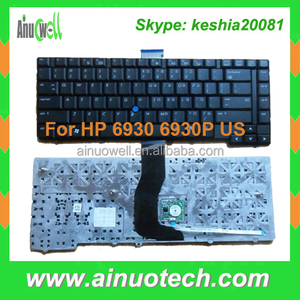 Notebook keyboard for HP 6930 6930p Keyboard for laptop replacement US UK 483010-031 468778-031