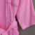 Machine Washable Pink 100% Cotton Terry Towelling Bath Robes