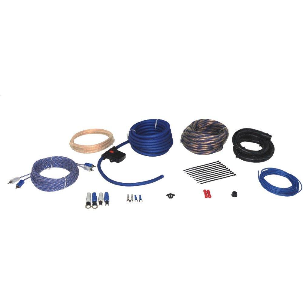 Power Acoustik Akit-4 Amplifier Wiring Kit (4-Gauge)