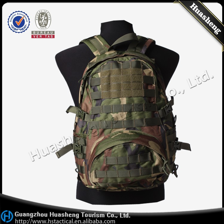 High quality 900D durable military molle tactical assault 3D backpack