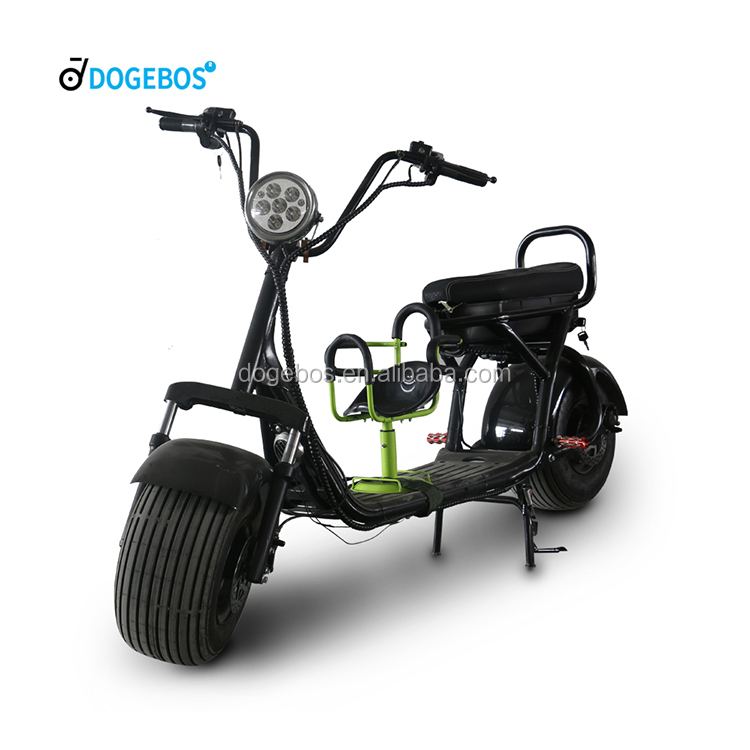 Netherlands warehouse 60V 12Ah removable lithium battery electric scooter 800w citycoco electric <strong>bike</strong> for adult