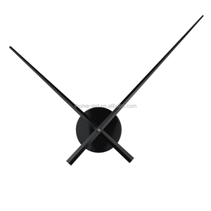 DIY Large Clock Needles Quartz Wall Clock Mechanism Big Size Hour 3d Wall Clock Hands(T4650)
