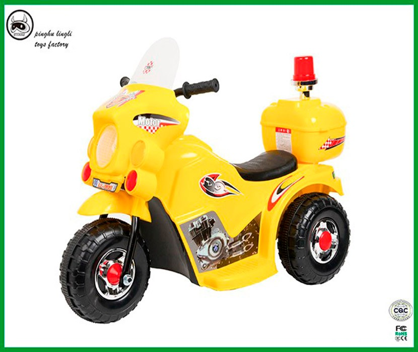 Mini motorcycle for kids ride on