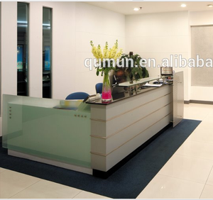 Office Furniture Type and Reception Desk Specific Use counter indoor made in china